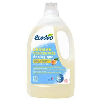 Lessive Ecodoo 1,5L senteur pêche
