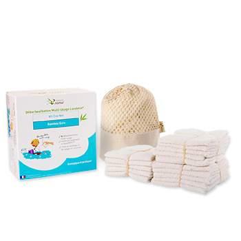 Kit Eco net Bambou naturel Les tendances d'Emma