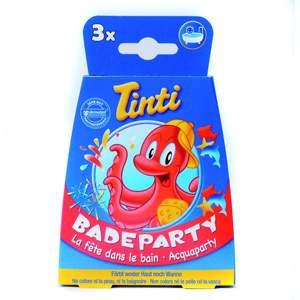 La fête dans le bain Tinti