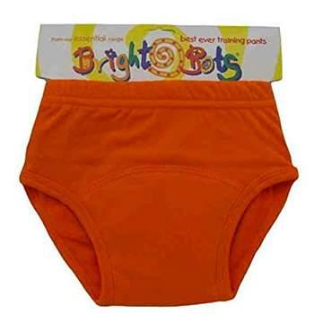 Culotte d'apprentissage Bright Bots orange
