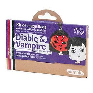 Kit 3 couleurs Diable & Vampire Namaki
