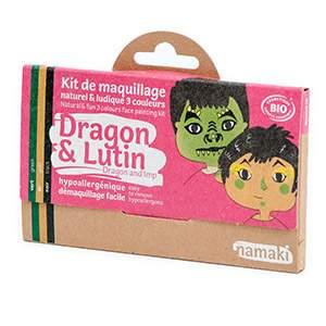 Kit 3 couleurs Dragon & Lutin Namaki