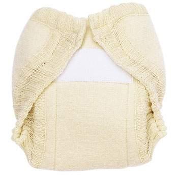 Culotte en laine tissée à Velcro Disana