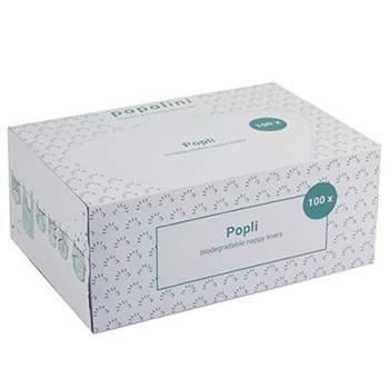 Feuilles de protection popli Popolini (100pcs)