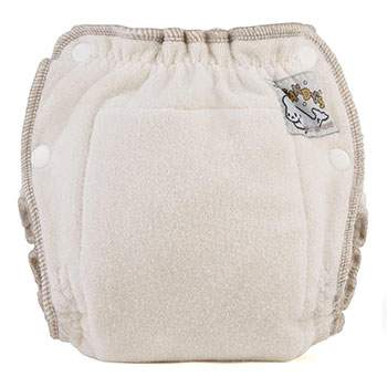 Couche lavable sandy's coton bio Mother-Ease