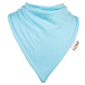 Bavoir bandana Lookidz Bleu aqua