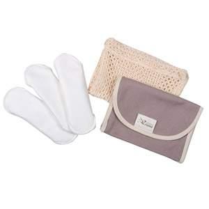 Kit protège-slip lavables Les Tendances d'Emma