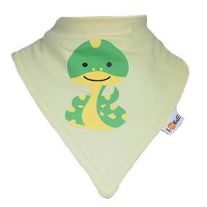 Bavoir bandana Lookidz Serpent