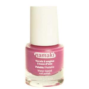 Vernis à ongles pelable à base d'eau Rose Namaki