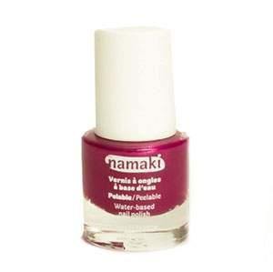 Vernis à ongles pelable à base d'eau Framboise Namaki
