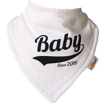 Bavoir bandana Lookidz Baby since 2016