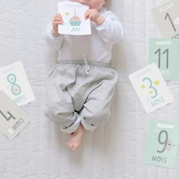 """Kit photos """"Premiers mois de bébé"""" - Zü"""