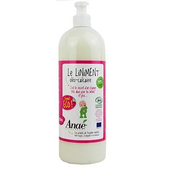 Liniment oléo calcaire Bio 1L Anaé