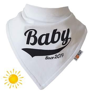 Bavoir bandana Lookidz été Baby Since 2017