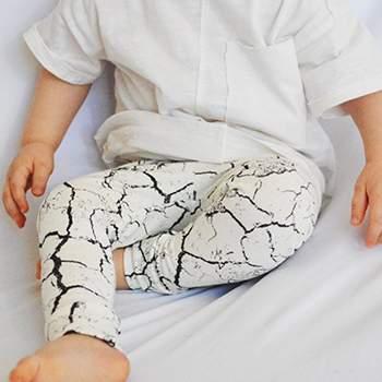Leggings bébé My little Gab Craquelé