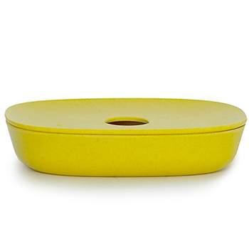 Porte-savon en fibre de Bambou Lemon BIOBU