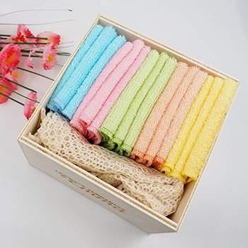 Kit Eco net Bambou Multicolore Les tendances d'Emma