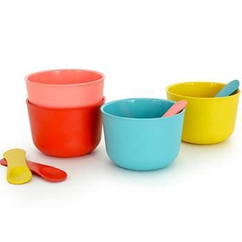Pots de Glace & Cuillères BIOBU
