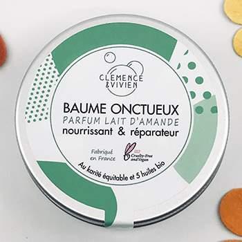 Baume onctueux parfum Lait d'Amande Clémence et Vivien