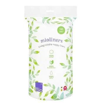 Feuilles de protection pour couches lavables Mioliners Bambino Mio