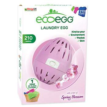 Œuf de lavage Spring Blossom EcoEgg - 210 lavages