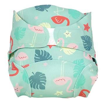 Maillot de bain bébé Hamac Pink Flamingo