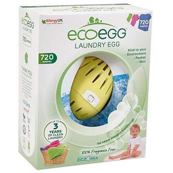Œuf de lavage Sans parfum EcoEgg - 720 lavages