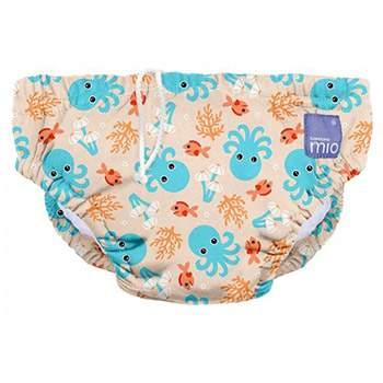 Maillot de bain bébé Bambino Mio - Blue Squid