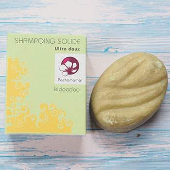 Shampoing solide enfant Kidoodoo Pachamamaï