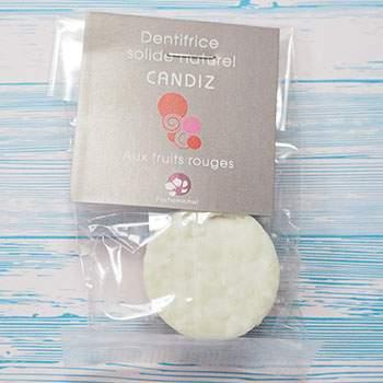 Recharge dentifrice Candiz Pachamamaï