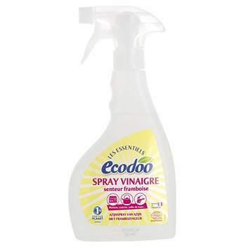 Spray vinaigre senteur framboise Ecodoo