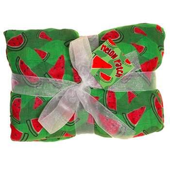 Lange en mousseline de bambou Imagine Baby Products Watermelon