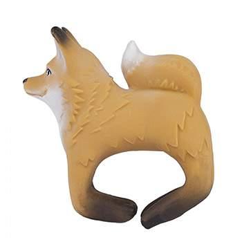 Bracelet anneau de dentition Oli & Carol - Fox