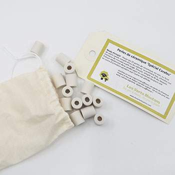 Perles de céramique Spécial Carafe Les Verts Moutons