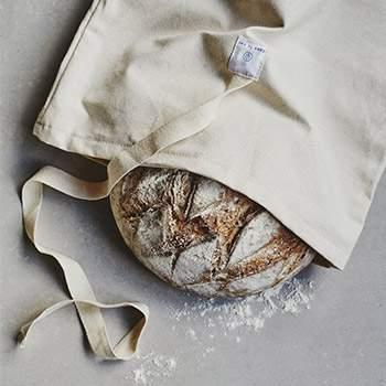 Sac à pain réutilisable Dans le Sac