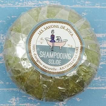 Shampoing solide Antipelliculaire  Les savons de Joya