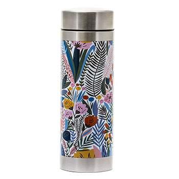 Théière Isotherme Inox 350ml Yoko Design - LiberTea Flower