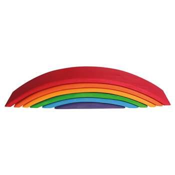 Pont en bois Grimm's Rainbow - 6 pièces
