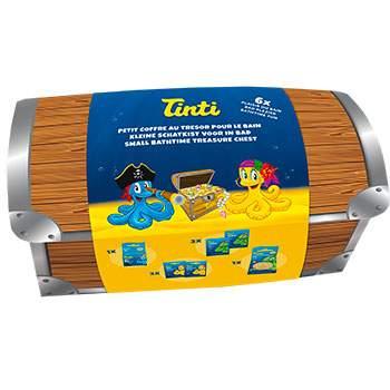 Coffre au trésor pour le Bain Tinti