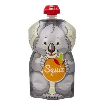 Gourde réutilisable pour compotes et purées Squiz Koala