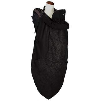 Couverture de portage MAM Exclusive Vogue Flex Black
