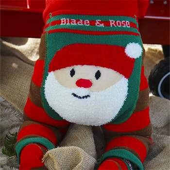 Leggings bébé Blade & Rose Santa