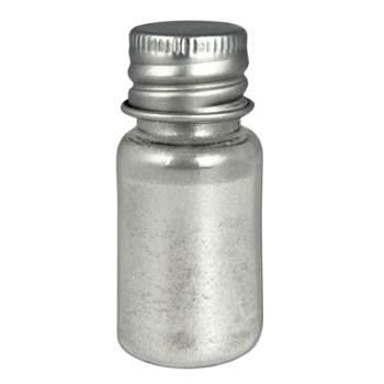 Recharge poudre scintillante argentée Namaki