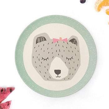 Petite assiette love mae - mama bear
