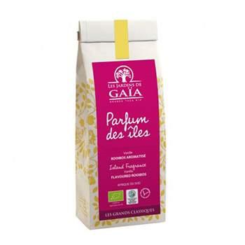 Thé rooibos Parfum des Îles Les jardins de Gaïa - 100g