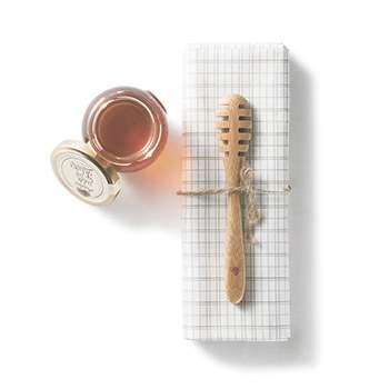 Cuillère à miel Bambu