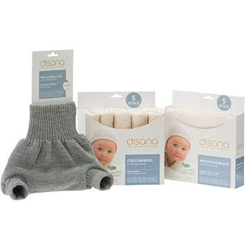 Pack complet langes Disana Naissance