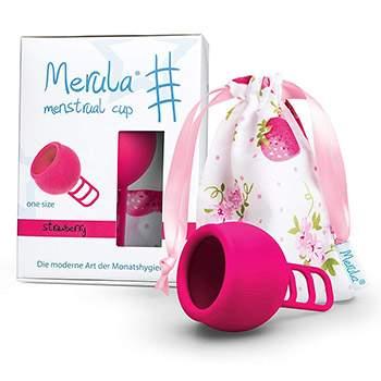 Coupe menstruelle en silicone Merula Cup