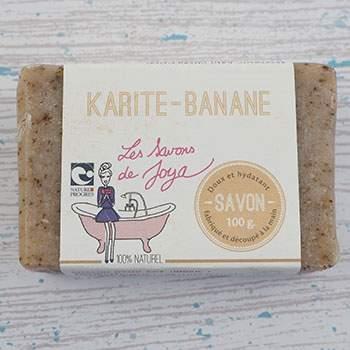 Savon Les Savons de Joya - Karité & Banane