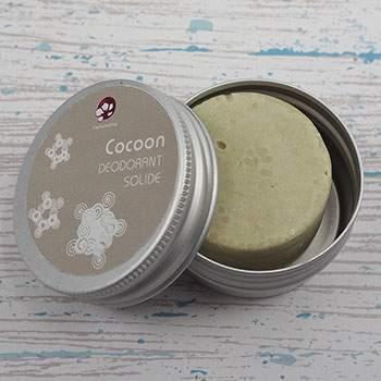 Déodorant Cocoon en boite métal Pachamamaï